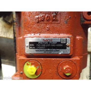 NACHI Hydraulic Pump PVD-00B-12P-5AG-4886A