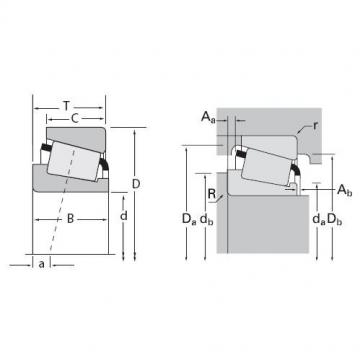 Timken Tapered Roller Bearings2581/2525