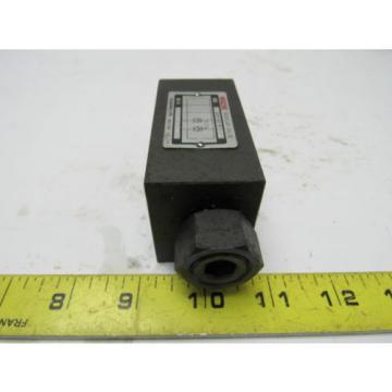 Nachi OCP-G01-W1-11 Pilot Operated Check Modular Valve Hydraulic