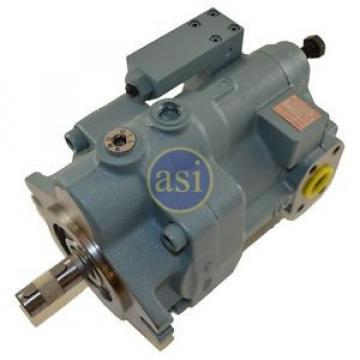 PVS-2B-35P3-E13 Nachi Piston Hydraulic Pump 35CC 7/8#034; Shaft Remote Compensator