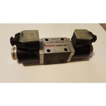 Nachi Hydraulic Solenoid Valve FUJIKOSHI CORP SA-GO3-E3X-E1-11