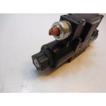 Nachi Hydraulic Control Valve SS-G01-C5-R-C115-E31