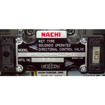 D03 4 Way 4/3 Hydraulic Solenoid Valve i/w Vickers DG4V-3-1C-WL-B 115 VAC