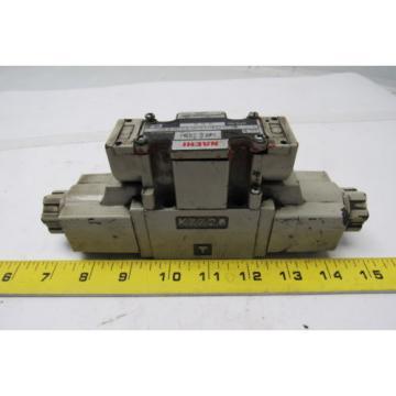 Nachi DSS-G06-C5-R-C115-E12 Hydraulic Directional Control Valve