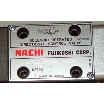 D03 4 Way 4/2 Hydraulic Solenoid Valve i/w Vickers DG4V-3-2B-U-G 12 VDC