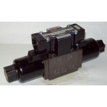 D03 4 Way 4/2 Hydraulic Solenoid Valve i/w Vickers DG4V-3-0N-WL-G 12 VDC