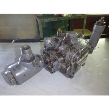 Nachi Variable Vane Pump Motor_VDC-1B-2A3-1048A_VDC1B2A31048A, USED