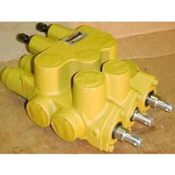 Hanix Nachi 3 Spool Hydraulic Valve for Tractor 531-43000