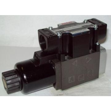 D03 4 Way 4/2 Hydraulic Solenoid Valve i/w Vickers DG4V-3--WL-G 12 VDC