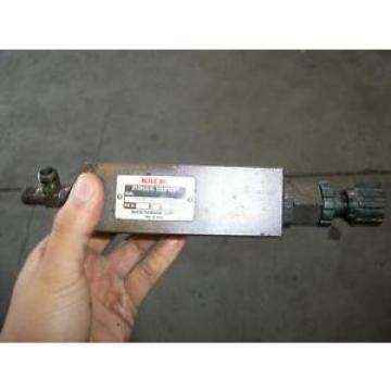 NACHI HYDRAULIC VALVE 0G-G01-PC-K-5645C 0GG01PCK5645C
