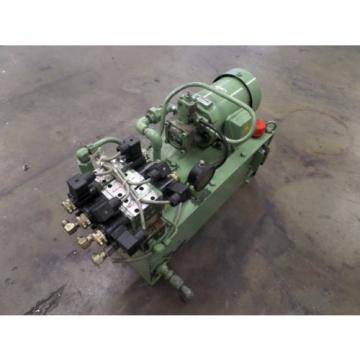 NACHI HYDRAULIC EQUIPMENT MOTOR LTIS85-NR PUMP USV-0A-A3-0 75-4-10 1886mona LMSI