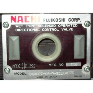 D05 4 Way 4/3 Hydraulic Solenoid Valve i/w Vickers DG4S4-016C-WL-B 115 VAC