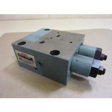 Nachi Hydraulic Valve EF-G03-125R2-8049B Used #64632