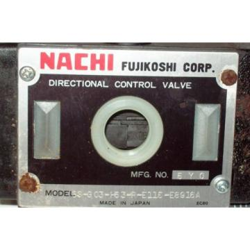 D05 4 Way 4/2 Hydraulic Solenoid Valve i/w Vickers DG4S4-?-WL-B 115VAC Rectified