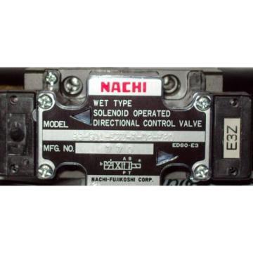 D03 4 Way 4/2 Hydraulic Solenoid Valve i/w Vickers DG4V-3-0N-WL-H 24 VDC