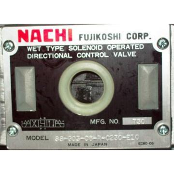 D05 4 Way 4/3 Hydraulic Solenoid Valve i/w Vickers DG4S4-016C-WL-D 230 VAC
