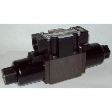 D03 4 Way Shockless Hydraulic Solenoid Valve i/w Vickers DG4V-3-0N-WL-B 115 VAC