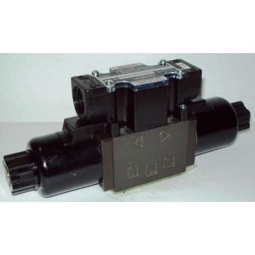 D03 4 Way Shockless Hydraulic Solenoid Valve i/w Vickers DG4V-3-6C-WL-D 230 VAC