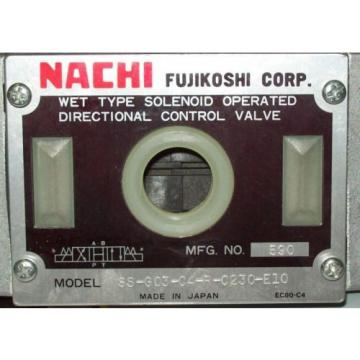 D05 4 Way 4/3 Hydraulic Solenoid Valve i/w Vickers DG4S4-010C-WL-D 230 VAC