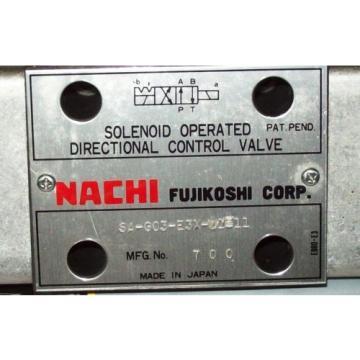 D03 4 Way 4/2 Hydraulic Solenoid Valve i/w Vickers DG4S4-012N-U-G 12 VDC