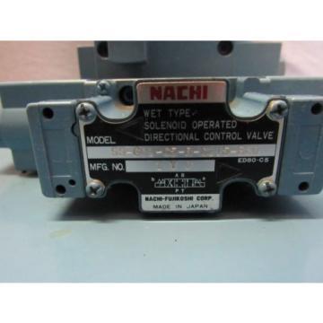NACHI SS-G01-C5-R-C115-E20 OIL HYDRAULIC SYSTEM