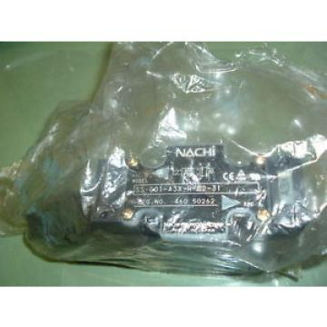 NACHI SS   GO1    A3X   R D2 31 HYDRAULIC VALVE Origin PACKAGED