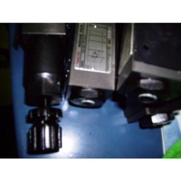 Nachi Modular Valve, # OG-G01-AC-K-21  Origin HYDRAULIC DIRECTIONAL