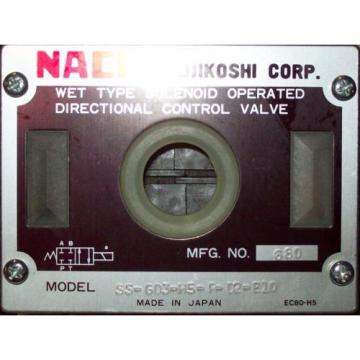 D05 4 Way 4/2 Hydraulic Solenoid Valve i/w Vickers DG4S4-012BL-WL-H 24 VDC