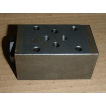 Nachi Modular Valve OC-G01-P1-20 _ OCG01P120 _ 9X0