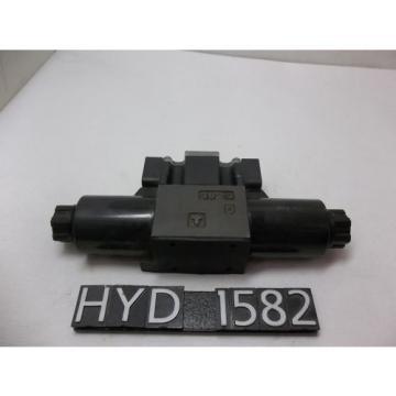 Nachi SSG01C6RD2E31 Hydraulic Wet Type Magnetic Solenoid Valve HYD1582