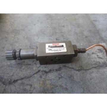 NAKAMURA TMC-2 TOME CNC NACHI HYDRAULIC DIRECTIONAL VALVE 0G-G01-PC-K-5580A