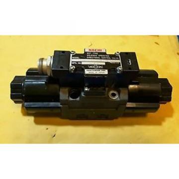 NACHI SS-G03-C5-R-C115-E20 Hydraulic Solenoid Valve