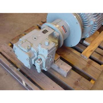 New Italy china Rexroth Hydraulic Pump AA4VSO125DR/VDK75U99E Marathon 100 HP Axial Piston
