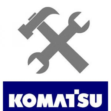 Komatsu Bulldozer D65P-8A  D65 P 8 A  Service Repair  Shop Manual