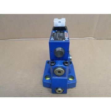 Rexroth MNR R900909412 Solenoid Valve