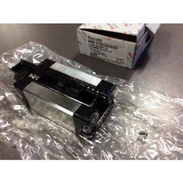 Origin Rexroth R1622 894 20 Linear Bearings R162289420