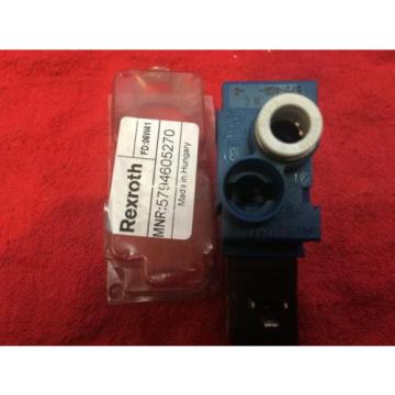 REXROTH/AVENTICS AIR VALVE 5794605270 Origin