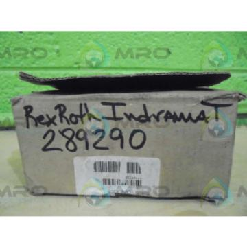 REXROTH Egypt France INDRAMAT 289290 *NEW IN BOX*