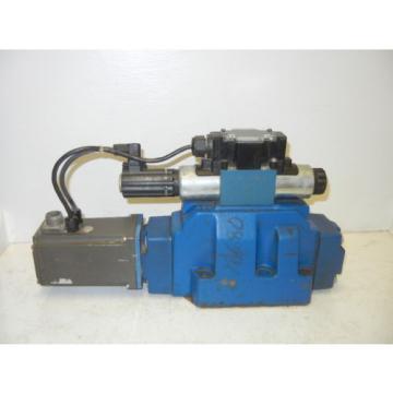REXROTH 4WRTE25V220L-41/6EG24K31/A5M USED VALVE R900740566 FD 39217