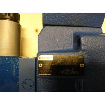 Origin REXROTH 4WRKE 16 W6-200L-3X/6EG24ETK31/A5D3M VALVE