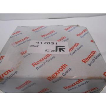R162171320 France Greece Bosch Rexroth Runner Block Ball Carriage Linear Bearing