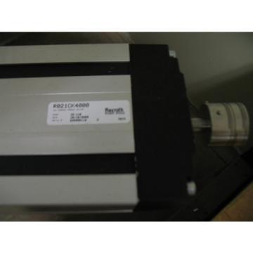 REXROTH MODEL CKK15-110 LINEAR ACTUATOR 1500MM STROKE