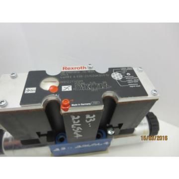 Rexroth 4WREE 6 E08-22/G24K31/F1V Proportional Directional Valve