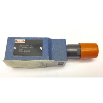 REXROTH R900422214 ZDB6VB2-42/50V HY-PRESSURE RELIEF VALVE Origin