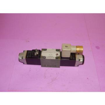 Rexroth 4WE6E52/NZ4 Control Valve 120Volt 60Hz 46VA 4WE6E52NZ4