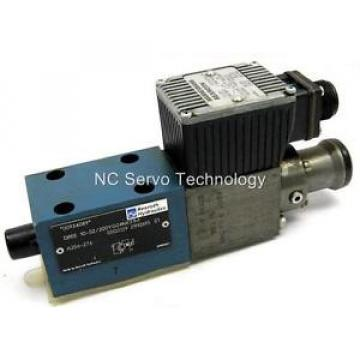 Rexroth DREE10-52/200YG24NK31M Valve Pressure Reducing Rebuilt