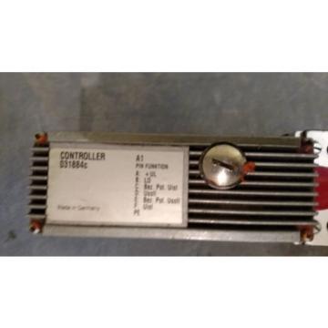 Rexroth 4WRSE-10-V80-32/G24K0/A1VR Servo Valve Mannesmann
