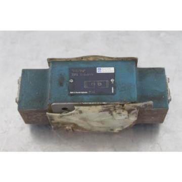 BOSCH REXROTH Z2FS10-5-31/V HYDRAULIC SANDWICH THROTTLE CHECK VALVE