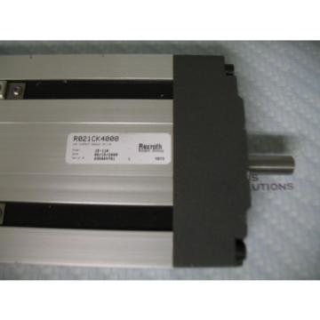 REXROTH MODEL CKK15-110 LINEAR ACTUATOR 560MM STROKE