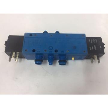 REXROTH 5727410220 V740-5/2DS-024DC-07  5/2-way Double Solenoid Valve 24V DC